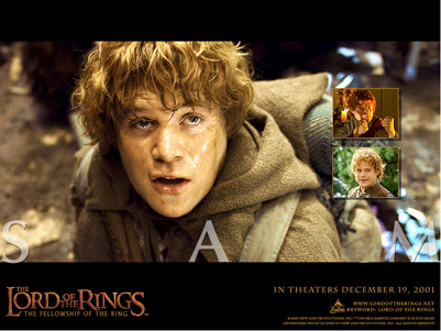 From the Official LOTR site